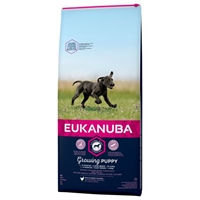 12 kg Eukanuba Puppy & Junior large breed hvalpefoder