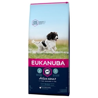 12 kg Eukanuba hundefoder Adult Medium