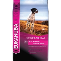 15 kg Eukanuba hundefoder Adult all breed - Working & Endurance