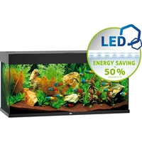 180 liter Juwel akvarie MODEL RIO 180 LED Sort L.101 x B. 41 x H. 55 cm