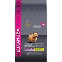 7,5 kg Eukanuba Adult small breed hvalpefoder