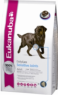12,5 kg hundefoder Daily Care sensitive joints