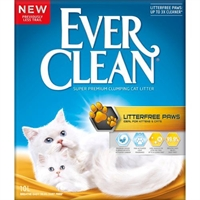 EverClean Kattegrus litterfree paws 10 L