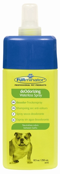 FURminator DeOdorizing Waterless Spray 250 ml