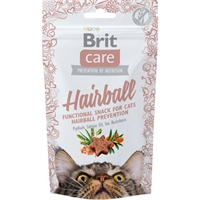 Brit Care Cat Snack Hairball 50 gr