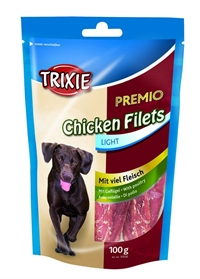 Trixie Premio Chicken Filets 100g - Light