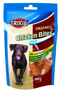 Trixie Premio  Chicken Bites, 100g - Light