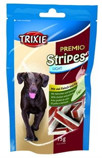 Trixie Premio Stripes med Kylling og laks 75g - Light