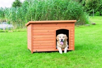 Natura hundehus flad tag XL (Golden Retriever)