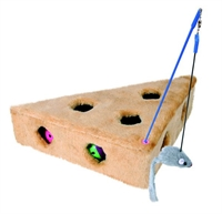 Cats cheese fiskestang 3 Bolde 36 x 8 x 26 - 26 cm.