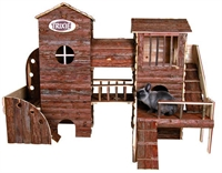 Adventure Park Bosse, 3 floor - 156x108x99 cm